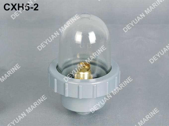 Stainless Signal Head Navigation Lights For Boats IP56 30W 24V