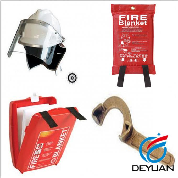 CE Marine Fire Fighting Equipment Fiberglass Fire Proof Welding Fire Blanket