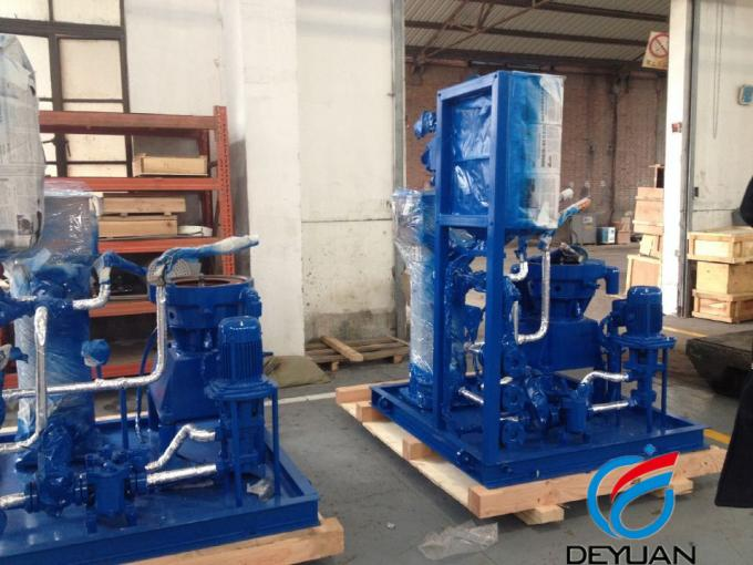 380V Centrifugal Oil Water Separator For Diesel Generating Set Units