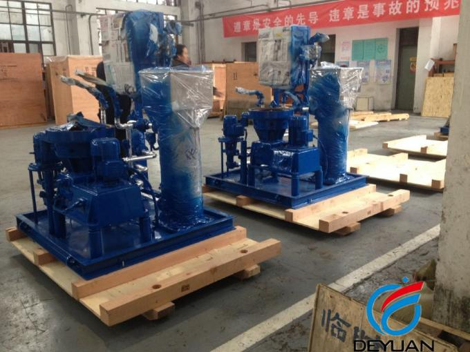 Automatic Marine Oil Separator Purification Module Centrifugal