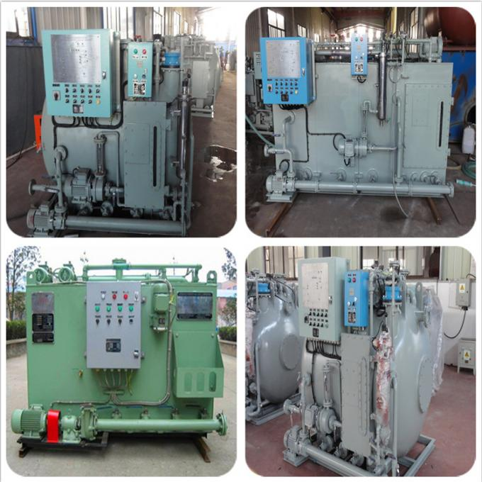 Sewage Water Treatment Plant Marine Auxiliary Machinery Efficiently