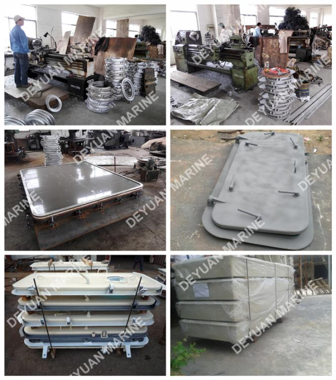 Marine War Ships Outfitting Equipment Boat Aluminum Weathertight Cabin Hollow Door