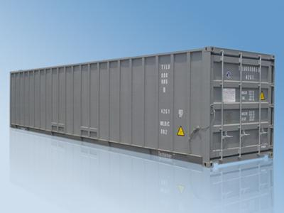 40 Foot Standard Shipping Container Waste / Garbage Container