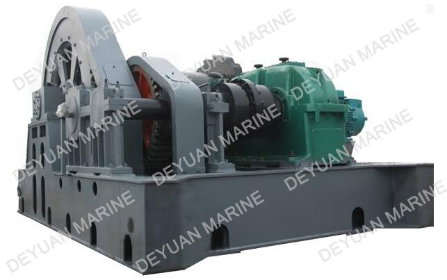 High Quality Marine Electric Hydraulic Towing Winch Ship Towing Winch Boat Winch For Sale
