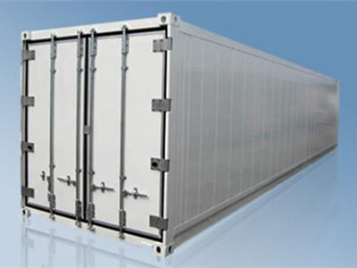 Carbon Steel Standard Shipping Container 20ft / 40ft For Reefer ISO9001