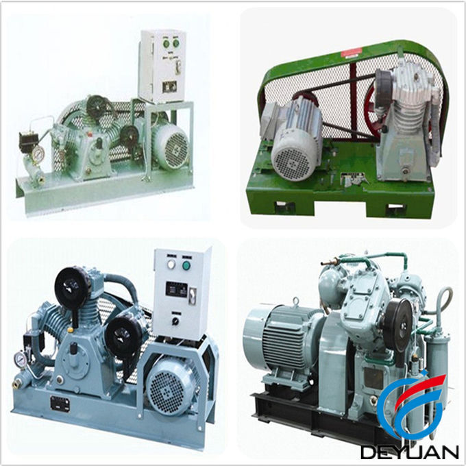 High Pressure Air Compressors For Marine Auxiliary Machinery With 14.7 Mpa