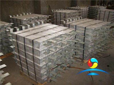 Welding Type Zinc Anode for Hull(double iron foot) outfitting equipment zinc anode