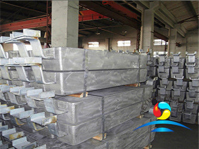 New Arrived Aluminium Sacrificial Anode Al-Zn-In Alloy Cathodic Protection Anode